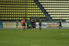 Παναιτωλικός - Αστέρας Τρίπολης: Μπαράλες 0-1