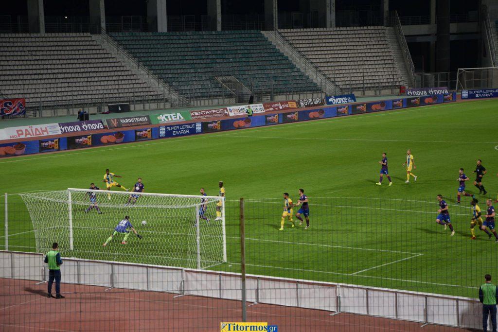 ΝΠΣ Βόλος - Παναιτωλικός: 0-1 Σανιά