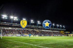 4η Αγωνιστική: Παναιτωλικός - Αστέρας Τρίπολης @ Αγρίνιο