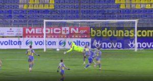 Παναιτωλικός - Αστέρας: Φερνάντεθ 2-0